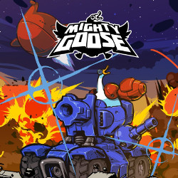 Mighty Goose Cover