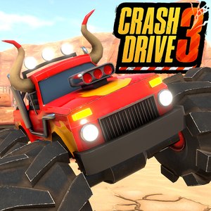 Crash Drive 3 Cover