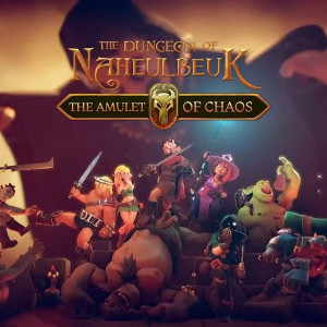 The Dungeon of Naheulbeuk Cover