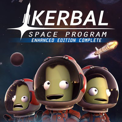 Kerbal Space Program: Enhanced Edition Complete Cover
