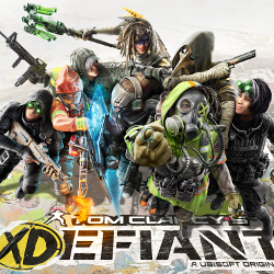 Tom Clancy's XDefiant Cover