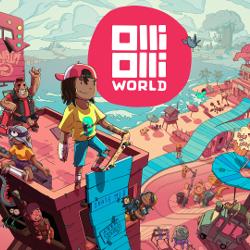 OlliOlli World Cover