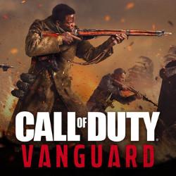 Call of Duty: Vanguard Cover