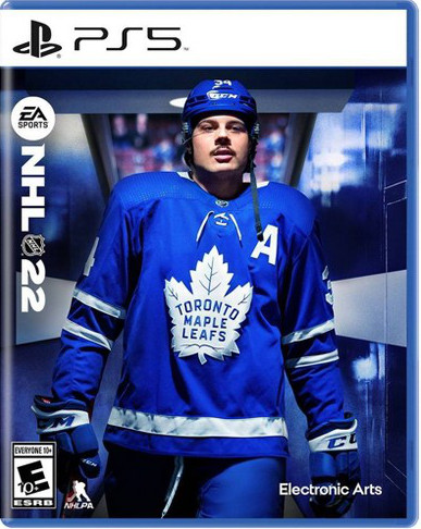 NHL 22 Cover