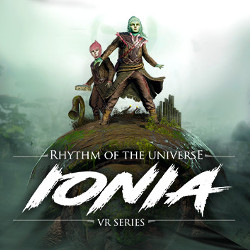 Rhythm of the Universe: IONIA Cover