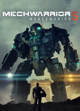 MechWarrior 5 Cover