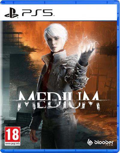 The Medium Cover