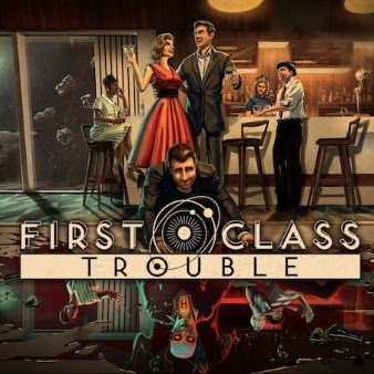 First Class Trouble Cover