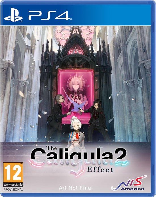 The Caligula Effect 2 Cover
