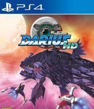 G-Darius HD Cover