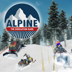 Alpine - The Simulation Game Cover