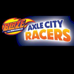 Blaze en de Monsterwielen: Axle City Racers Cover