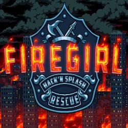 Firegirl: Hack 'n Splash Rescue Cover