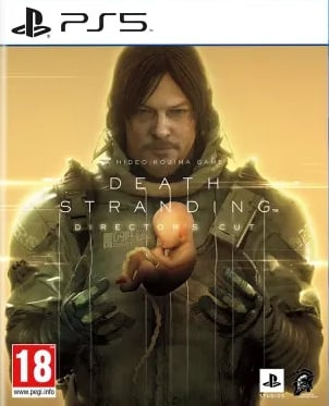 Death Stranding Director's Cut Cover