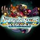 De kogel is door de kerk, de cover van Awesomenauts Assemble! is gekozen