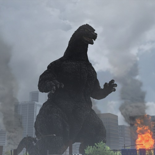Godzilla - nu verkrijgbaar op PlayStation 4 en PlayStation 3