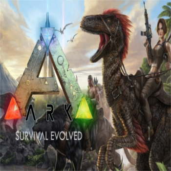 Gamescom beelden van ARK: Survival Evolved