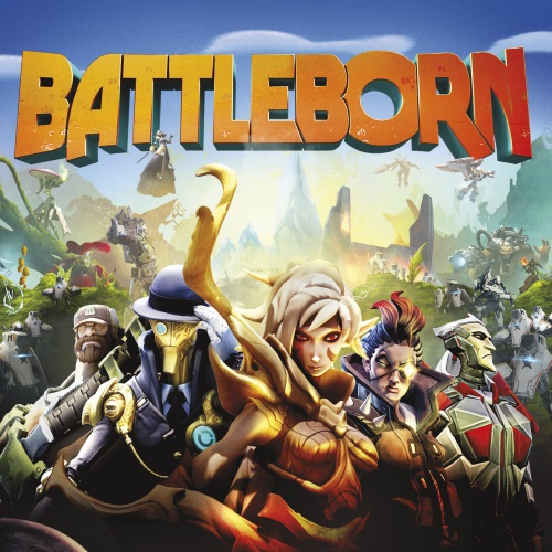 Gamescom 2015: Battleborn