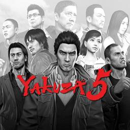 Yakuza 5 Remastered is nu beschikbaar!