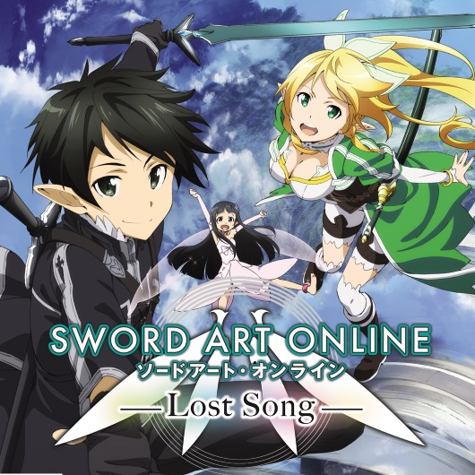 Ontdek alle Sword Art Online Lost Song promoties