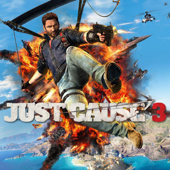 Just Cause 3 - Bavarium Sea Heist DLC