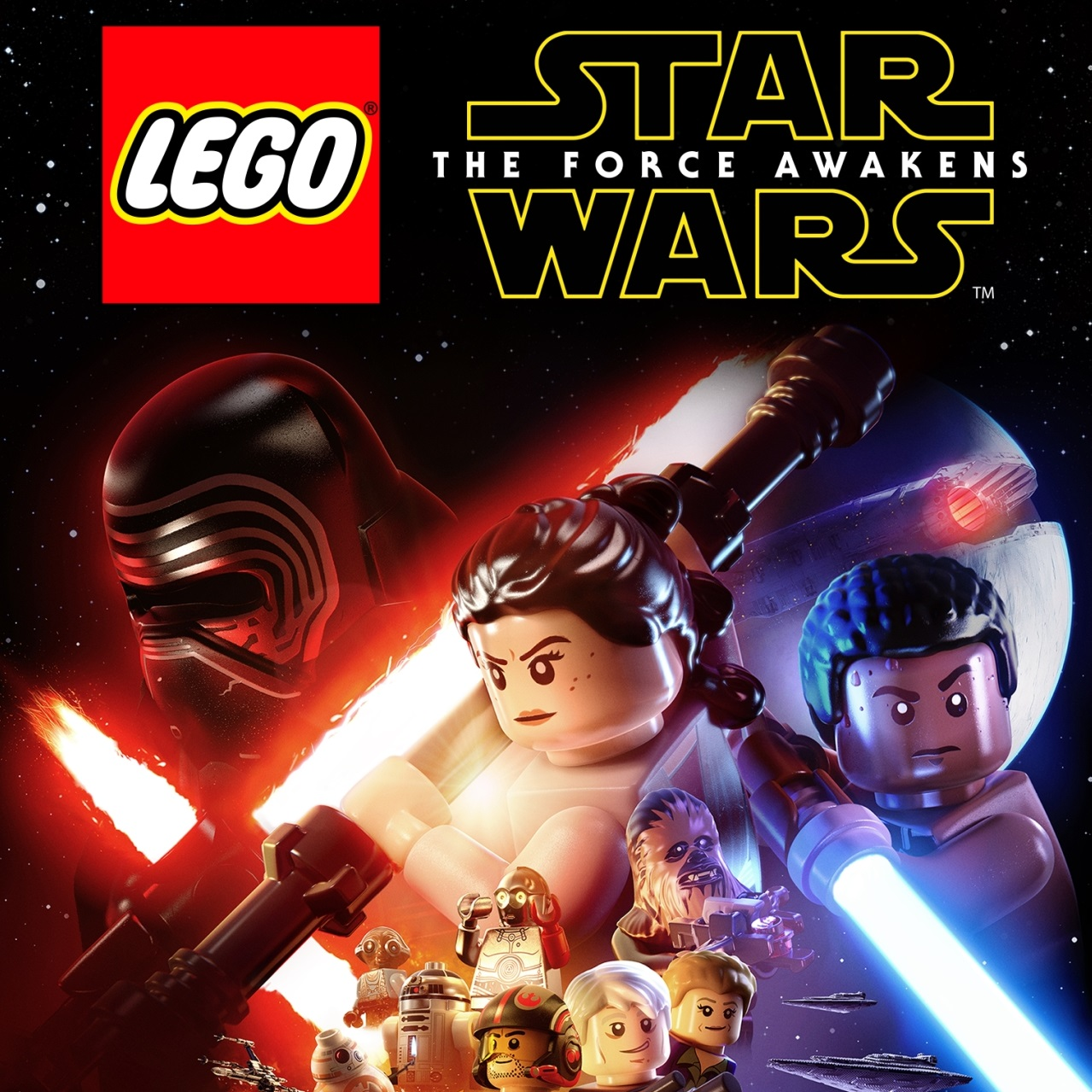 LEGO Star Wars: The Force Awakens - First Order Siege of Takodana DLC voorgesteld