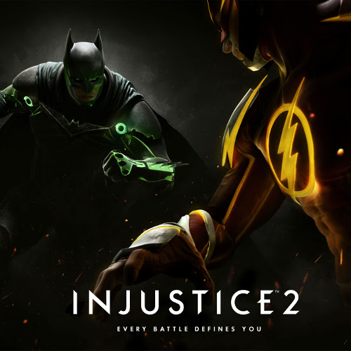 Injustice 2 - Beelden van The Flash