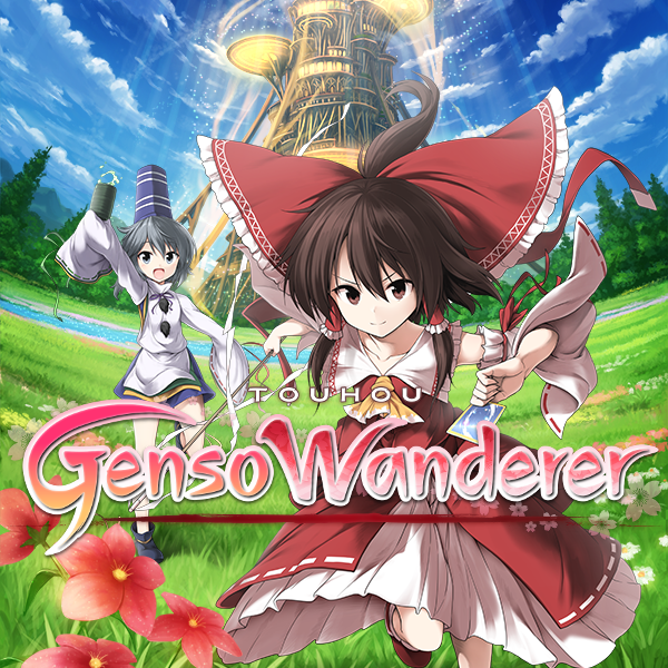 Touhou Genso Wanderer - Survival Guide Trailer
