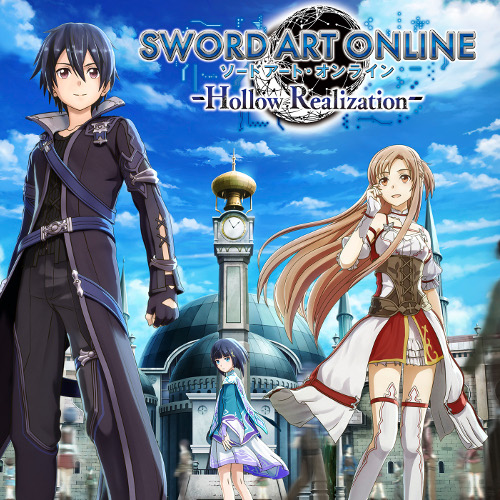 Nieuws over Sword Art Online: Hollow Realization