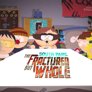 Gespeeld: South Park: The Fractured But Whole