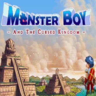 Monster Boy and the Cursed Kingdom - Gamescom Trailer