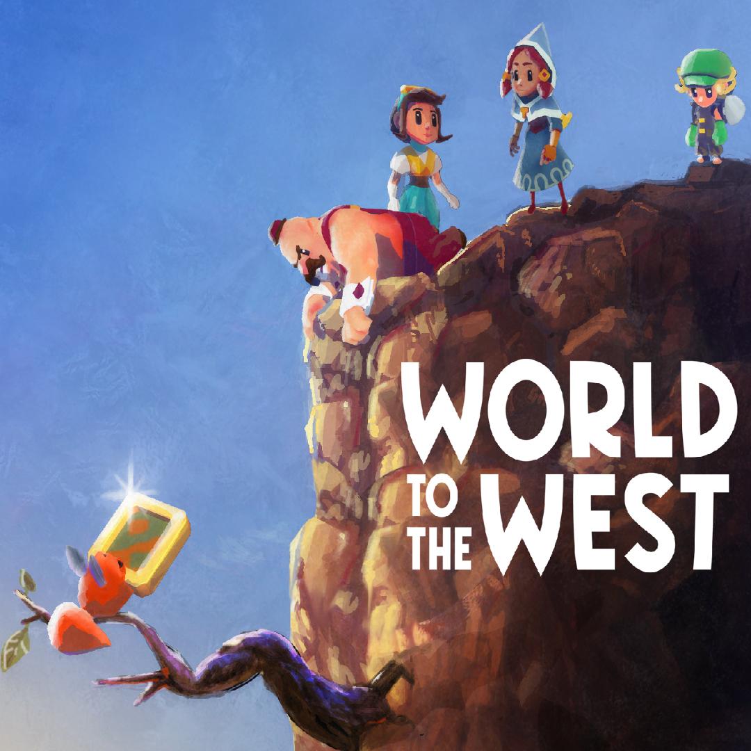 World to the West is vanaf vandaag beschikbaar