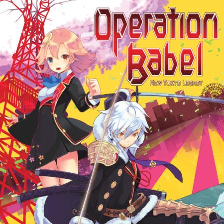 Operation Babel: New Tokyo Legacy  nu beschikbaar in Europa voor PS Vita