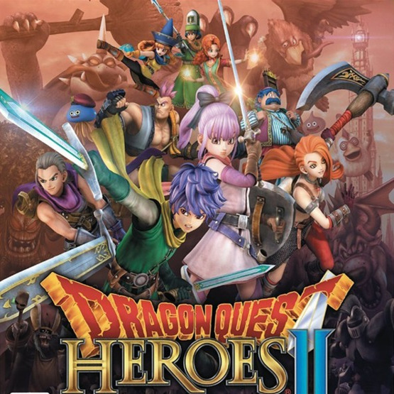 Review: Dragon Quest Heroes II