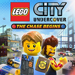 LEGO City Undercover - Gameplay-Trailer
