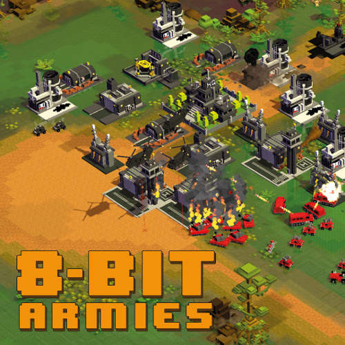 8-bit Armies wordt 8-bit series!