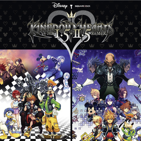 Review: Kingdom Hearts HD I.5 + II.5 ReMIX