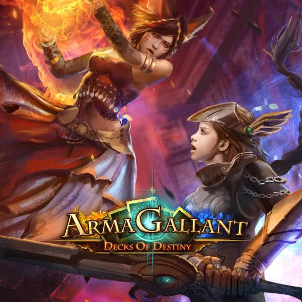 ArmaGallant: Decks of Destiny vanaf vandaag verkrijgbaar op consoles