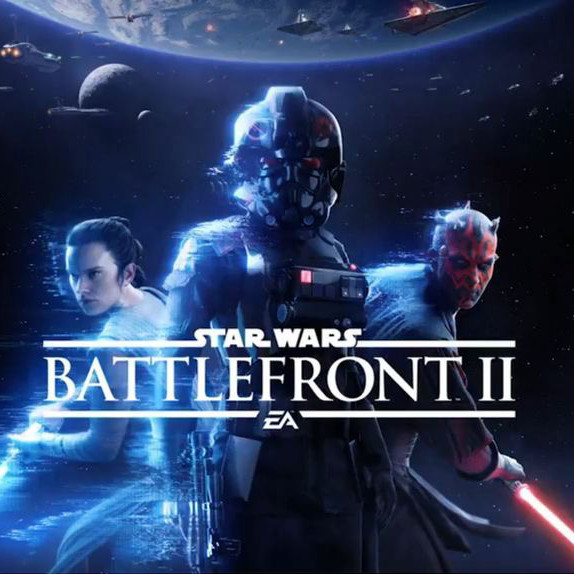 Star Wars: Battlefront 2 toont een potje Starfighter Assault