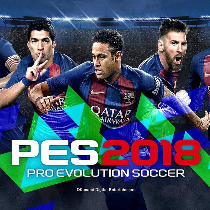 Luis Suárez prijkt op de cover van PES 2018!