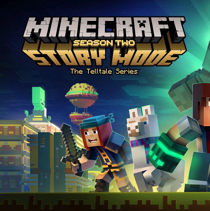 Minecraft Story Mode seizoen twee gaat verder op 15 augustus!