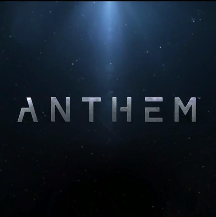 Anthem toont enkele gameplaybeelden