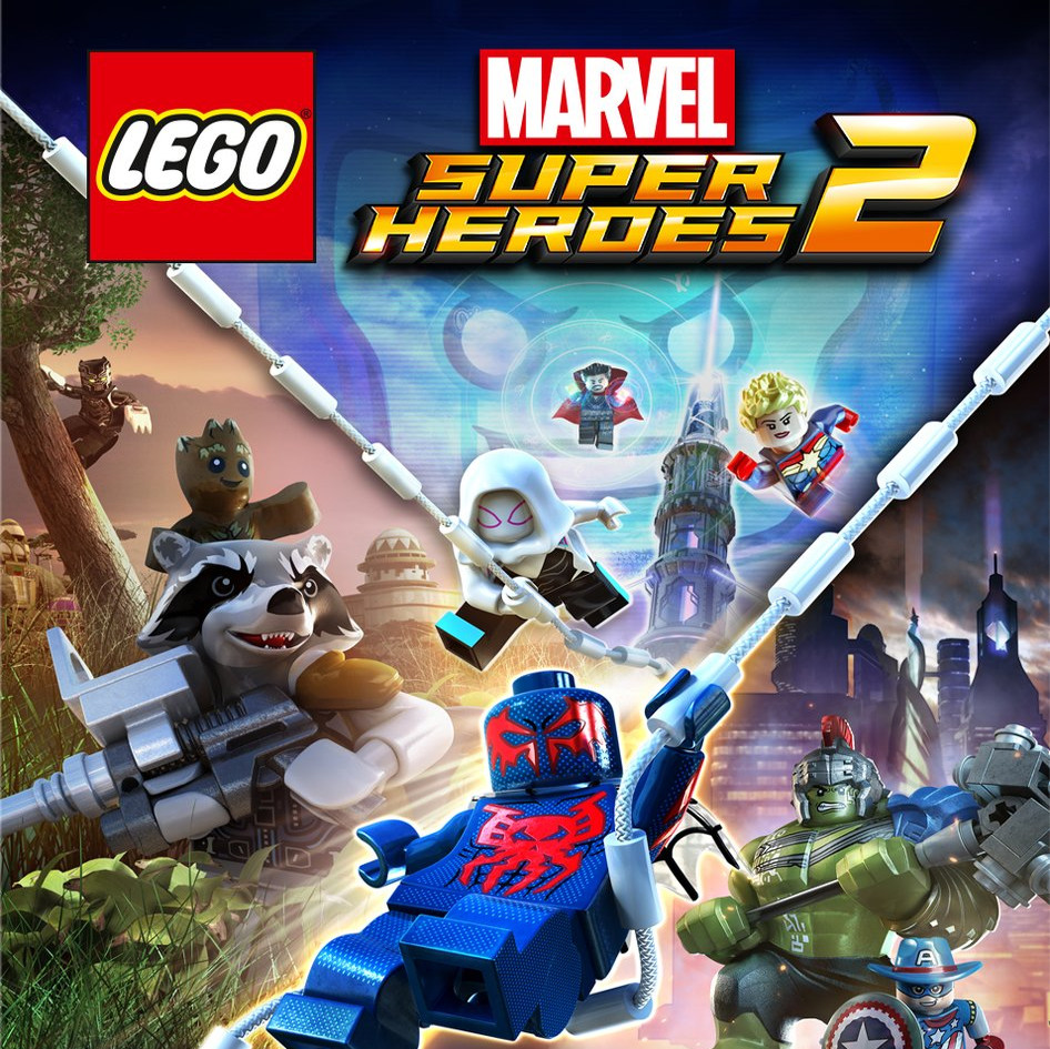 Black Panther vervoegt LEGO Marvel Super Heroes 2!