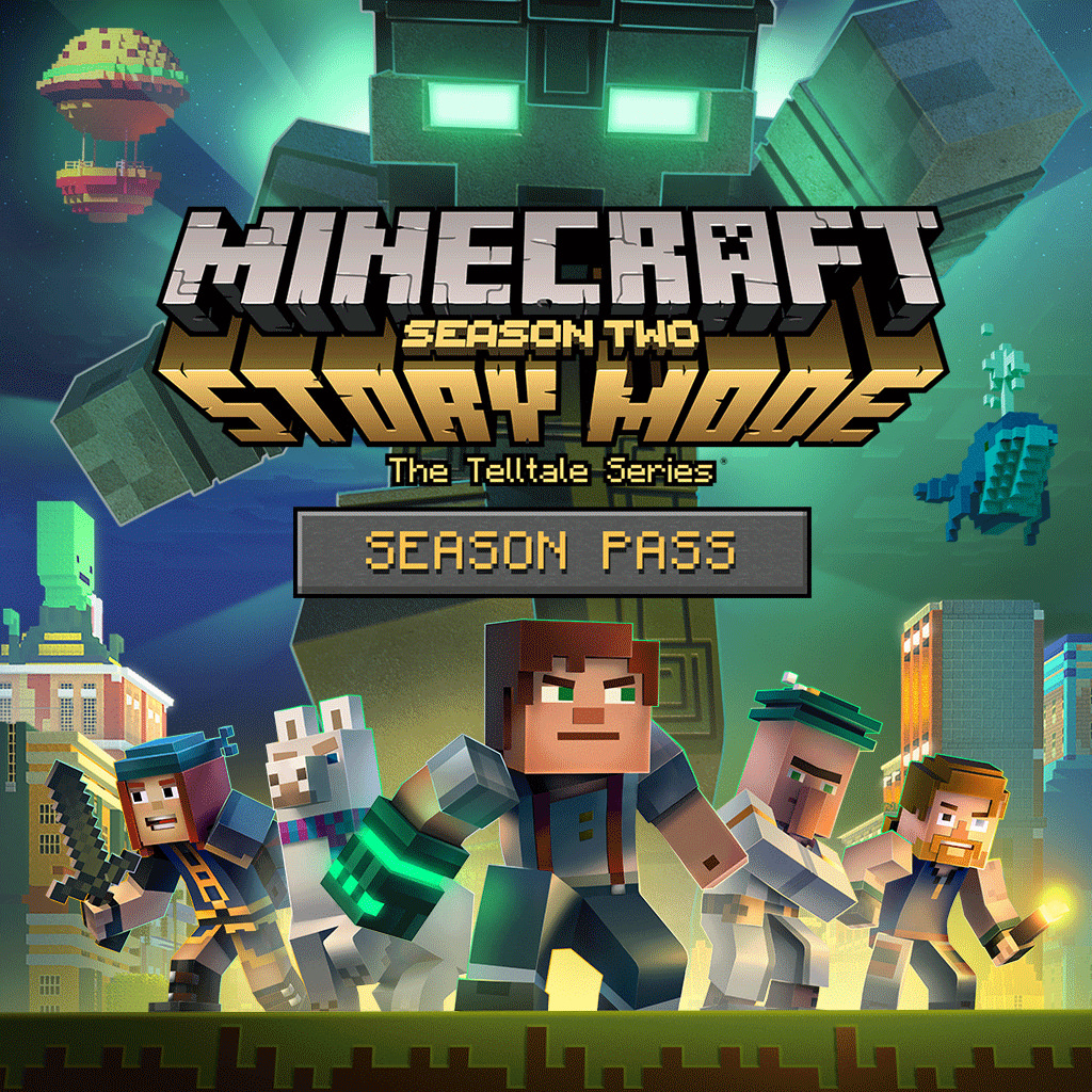 Review: Minecraft: Story Mode - seizoen 2