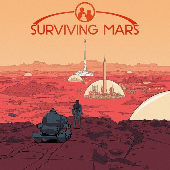 Surviving Mars is beschikbaar vanaf 15 maart