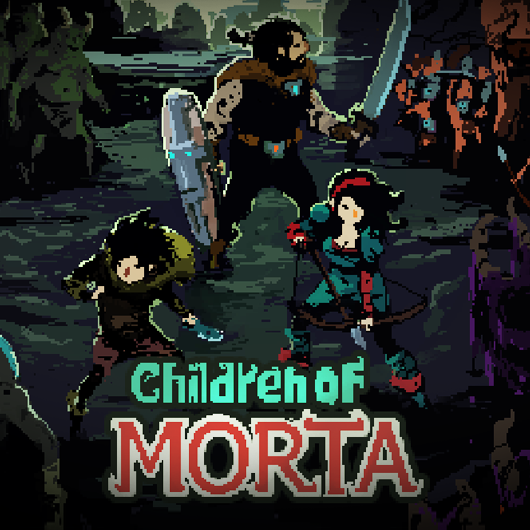 Trailer voor Children of Morta