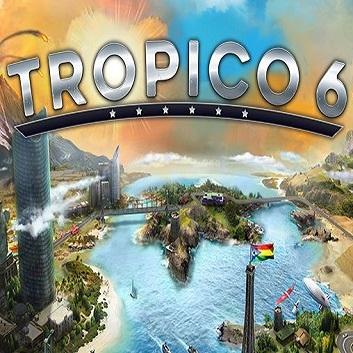 Tropico 6 nu ook beschikbaar!