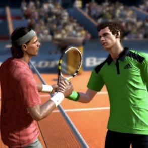 Tennis World Tour gebruikt Motion capture voor animaties