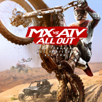 MX vs ATV All Out Pre-Order early access is nu beschikbaar!