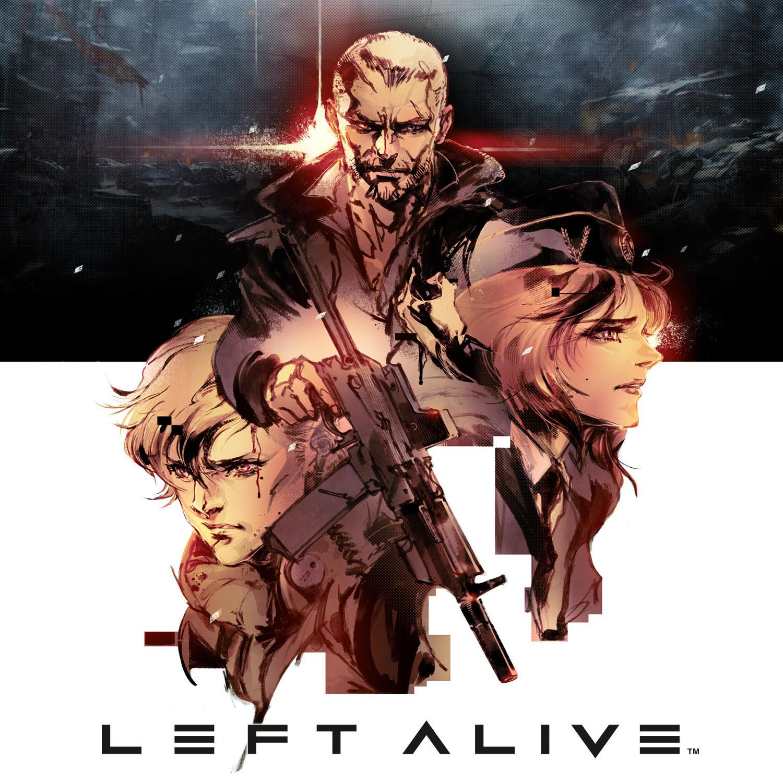 Left Alive verschijnt op 5 maart 2019